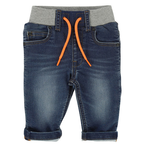 Drawstring Jeans Baby, ${color}