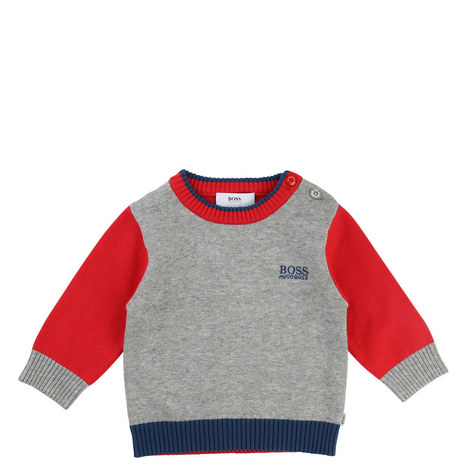 Buttoned Knit Toddlers, ${color}