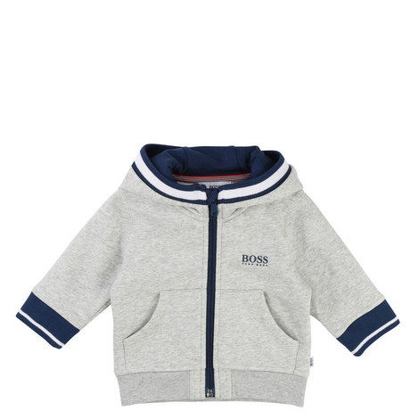 Zipped Hoodie Toddlers, ${color}