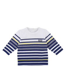 Striped Long Sleeve T-Shirt Baby