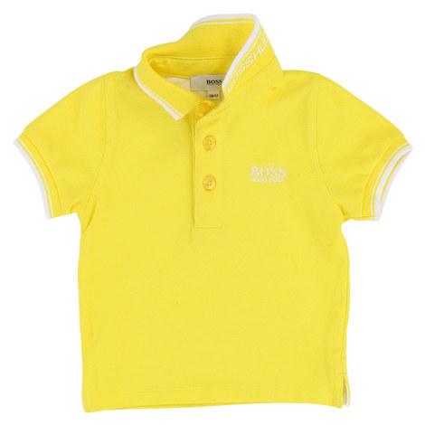 Piqué Polo Shirt Baby, ${color}