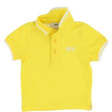 Piqué Polo Shirt Baby