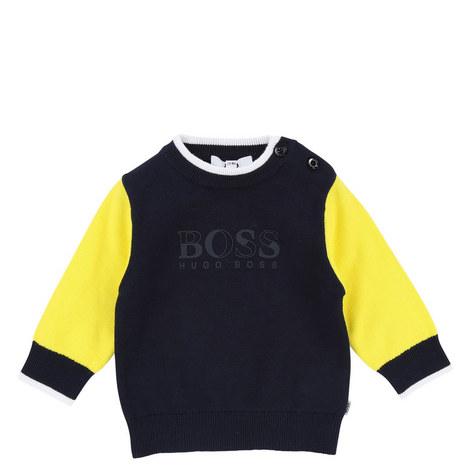 Raglan Sleeve Sweatshirt Baby, ${color}