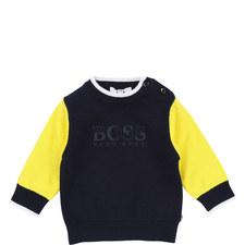 Raglan Sleeve Sweatshirt Baby