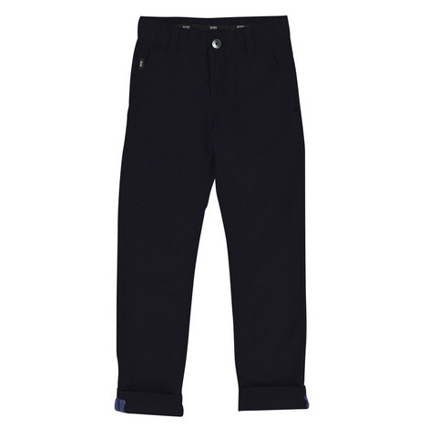 Solid Chinos Teen, ${color}