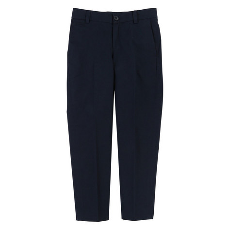 Tailored Suit Trousers Teen, ${color}