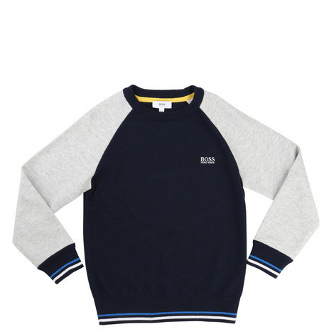 Raglan Sleeve Sweatshirt Teen, ${color}