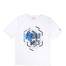 Slogan T-Shirt Teen