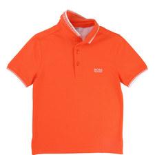 Piqué Polo Shirt Teen