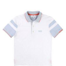 Piqué Polo T-Shirt Teen
