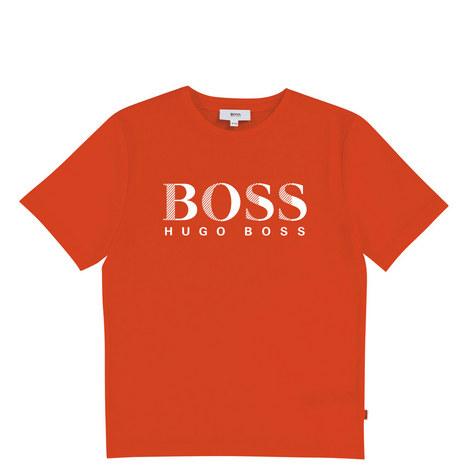 Logo T-Shirt Teen, ${color}