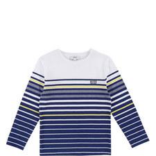 Striped Long Sleeve T-Shirt Kids