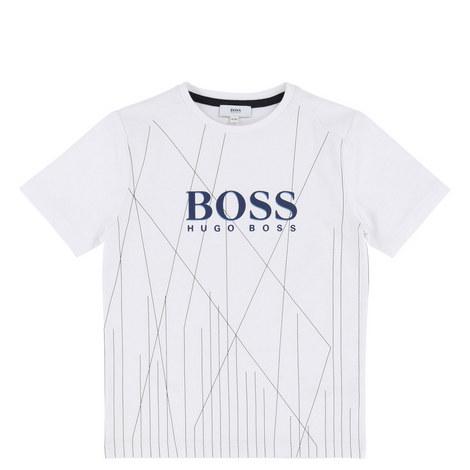 Graphic Slogan T-Shirt, ${color}
