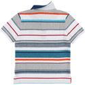 Multi Stripe Polo Shirt Teen, ${color}