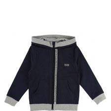 Zip-Through Jacket Teen