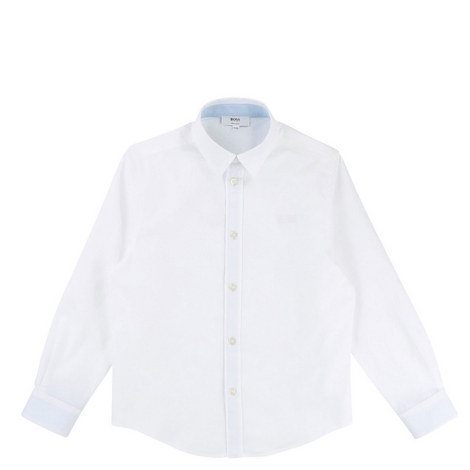 Plain Cotton Shirt, ${color}