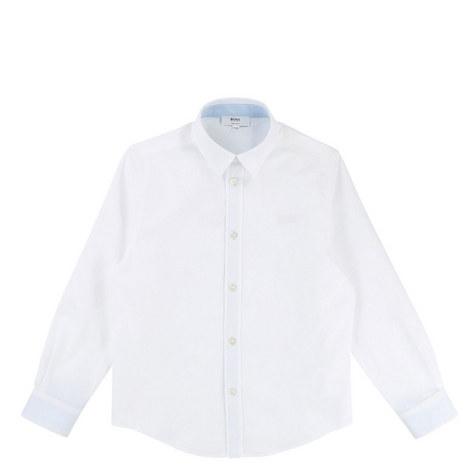 Plain Cotton Shirt Kids, ${color}