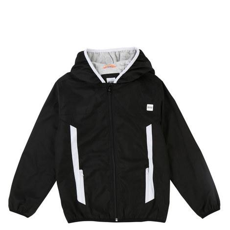 Zip-Through Hooded Jacket Kids, ${color}