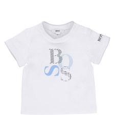 Cotton Logo T-Shirt Baby