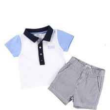 T-Shirt and Shorts Set Baby