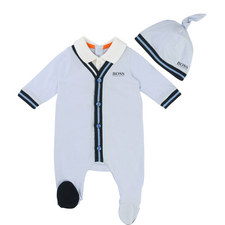 Hat and Sleepsuit Set Baby