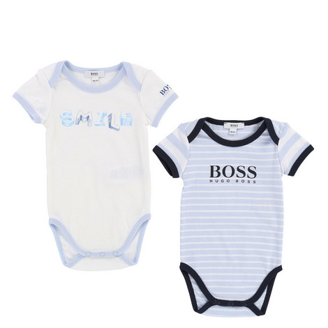 Set of 2 Rompers Baby, ${color}
