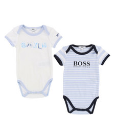 Set of 2 Rompers Baby