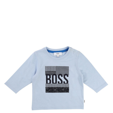 Logo T-Shirt Toddlers, ${color}