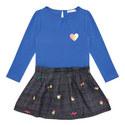 Mixed Media Dress Kids, ${color}
