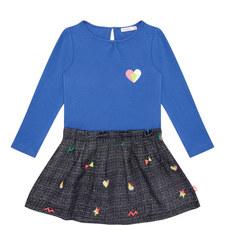 Mixed Media Dress Kids