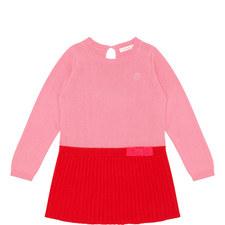 Colour Block Dress Toddler