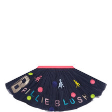 Pom Pom Tutu Skirt Kids