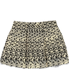 Jacquard Skirt Teen