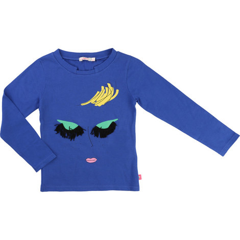 Eyelash T-Shirt Kids, ${color}