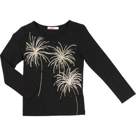 Firework Sequin T-Shirt, ${color}