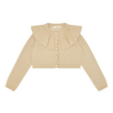 All Over Frill Cardigan Kids