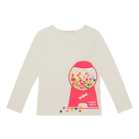 Long-Sleeved Gumball T-Shirt Kids, ${color}