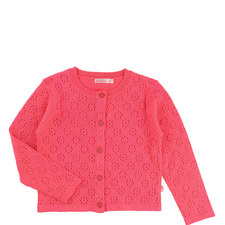 Broderie Anglaise Cardigan Kids