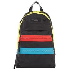 Three-Zip Backpack
