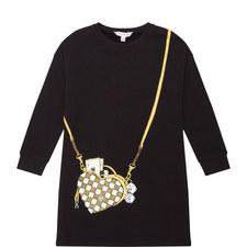 Bag Print Dress Teens
