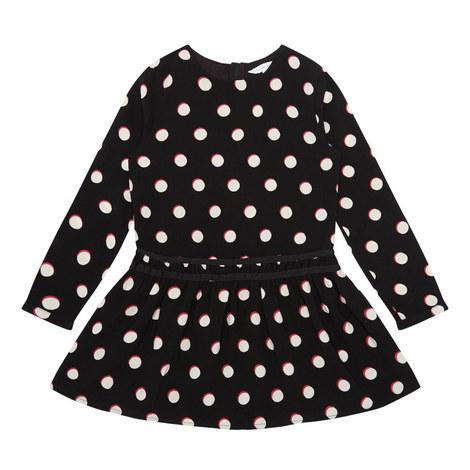 Polka Dot Dress Teens, ${color}