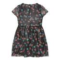 Glitter Sweet Print Dress, ${color}