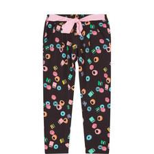 Sweet Print Trousers