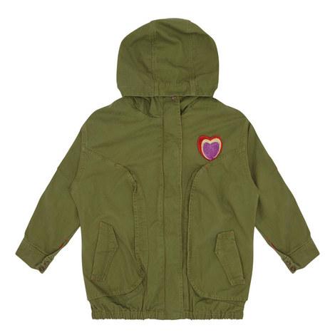Hooded Jacket Kids, ${color}