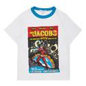 Comic Print T-Shirt, ${color}