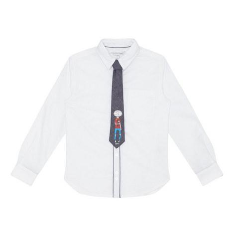 Shirt & Tie Teen, ${color}
