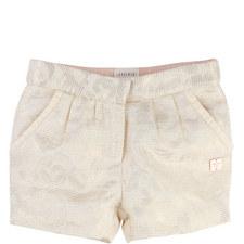 Lurex Shorts Baby
