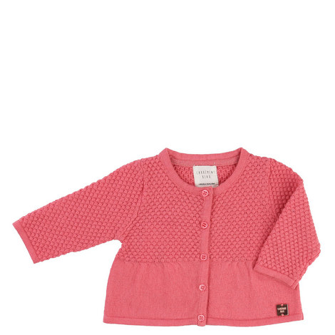Peplum Cardigan Baby, ${color}