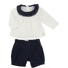 Tee and Bloomers Set Baby