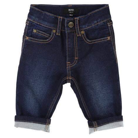 Dark Wash Jeans Baby, ${color}